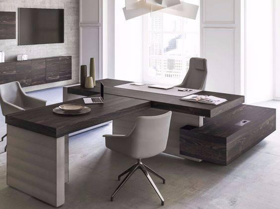 Anketa biuro interjeras - Mostradores para oficinas ...